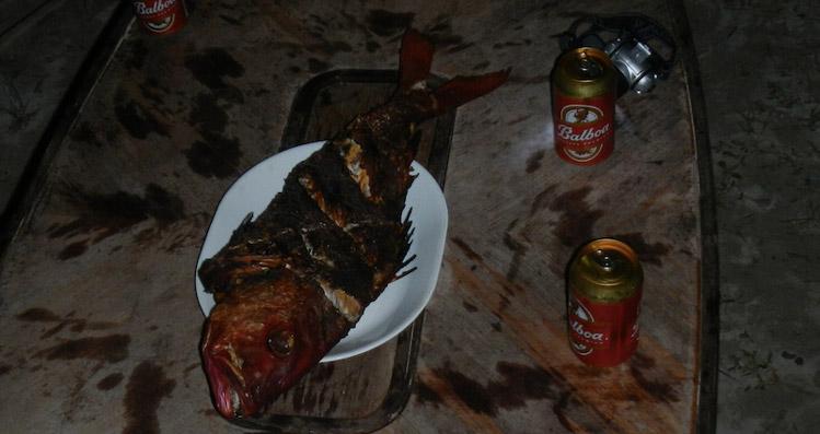local food Kuna