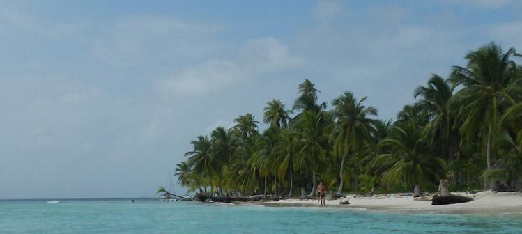 Top beaches - San Blas Islands
