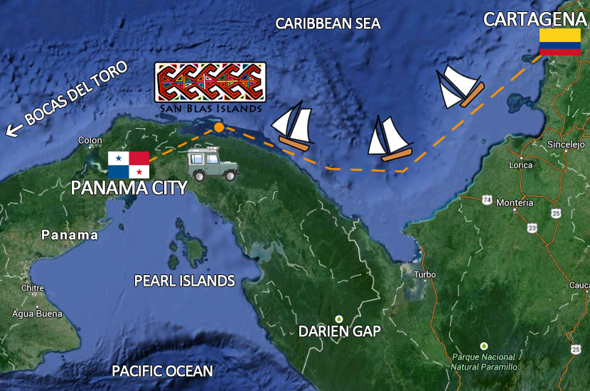 San Blas Island Panama Weather