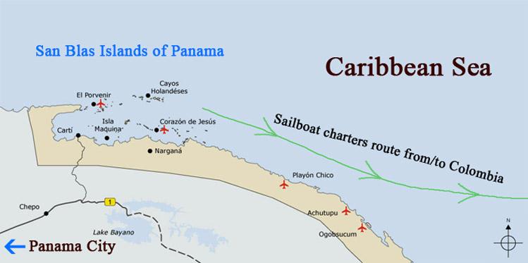 Panama S Pearl Islands